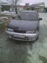 Саяногорск Ниссан Лусино 1997