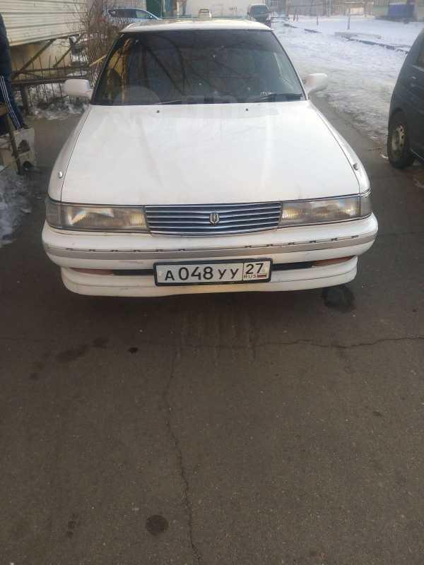 Toyota Mark II, 1989 год, 135 000 руб.