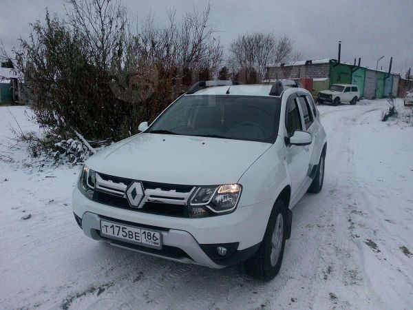 Renault Duster, 2016 год, 970 000 руб.