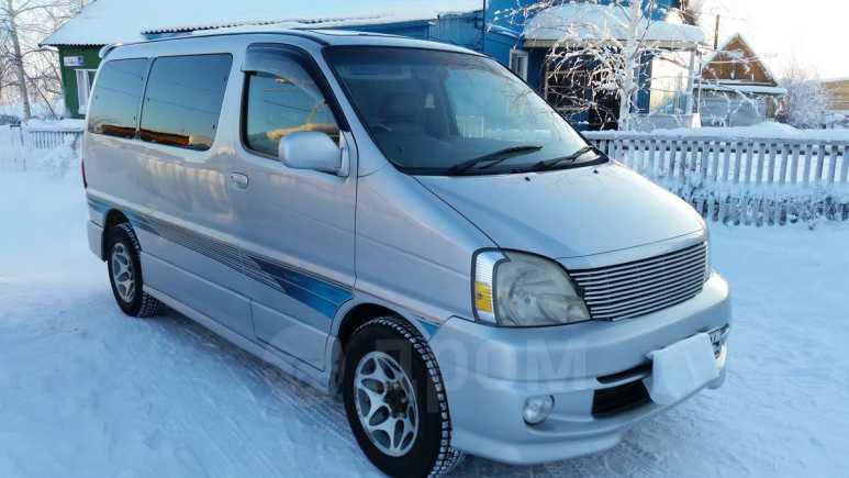 Toyota Hiace Regius, 2001 год, 550 000 руб.