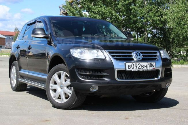 Volkswagen Touareg, 2008 год, 880 000 руб.