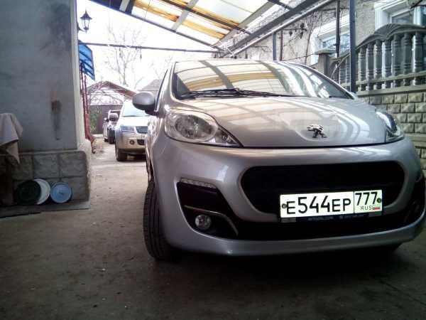 Peugeot 107, 2013 год, 500 000 руб.