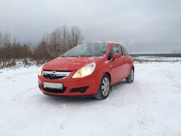 Opel Corsa, 2008 год, 290 000 руб.