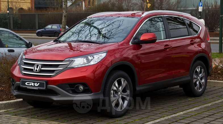 Honda CR-V, 2013 год, 1 350 000 руб.