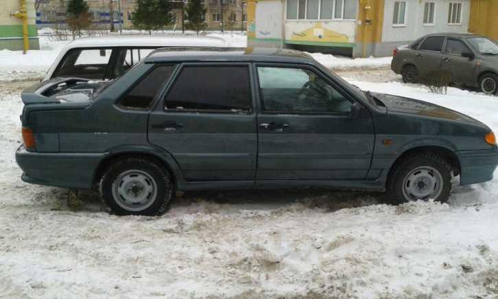 Лада 2115, 2007 год, 145 000 руб.