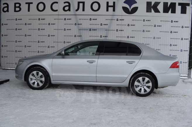 Skoda Superb, 2012 год, 699 000 руб.