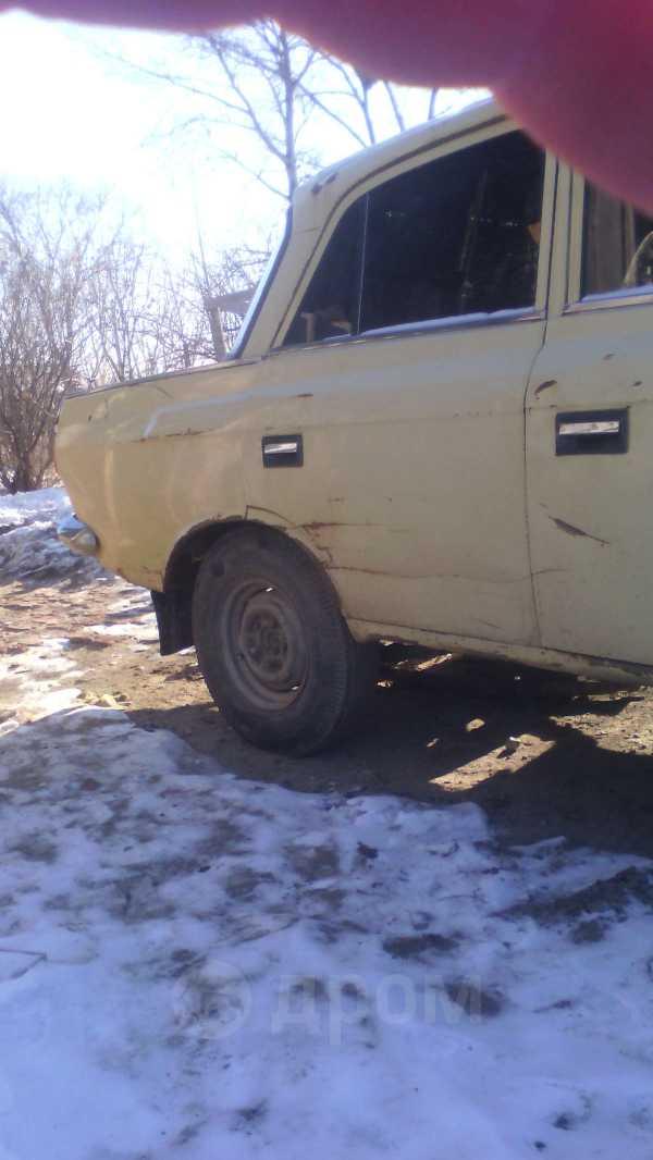Москвич 412, 1990 год, 10 000 руб.