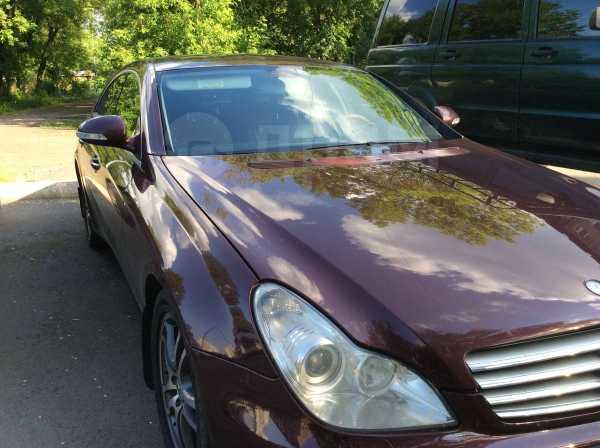 Mercedes-Benz CLS-Class, 2005 год, 760 000 руб.