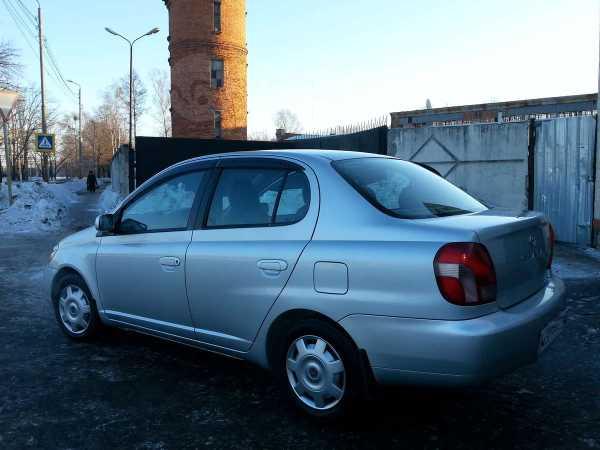 Toyota Platz, 2001 год, 235 000 руб.