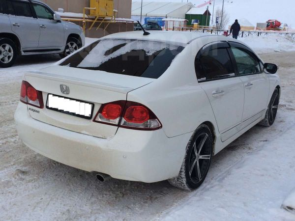 Honda Civic, 2009 год, 520 000 руб.