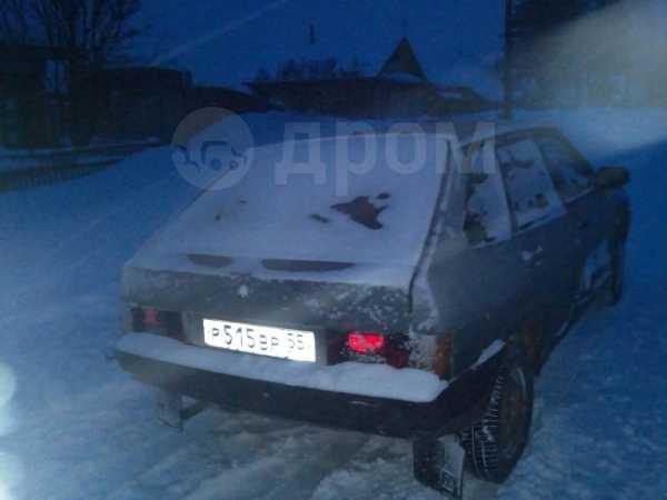 Лада 2109, 1991 год, 30 000 руб.