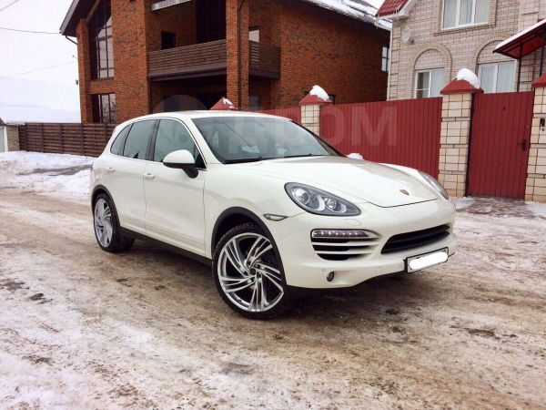 Porsche Cayenne, 2011 год, 2 170 000 руб.
