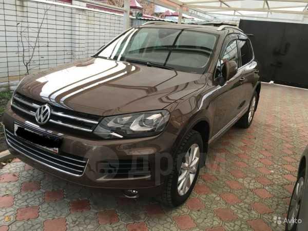 Volkswagen Touareg, 2011 год, 1 425 000 руб.