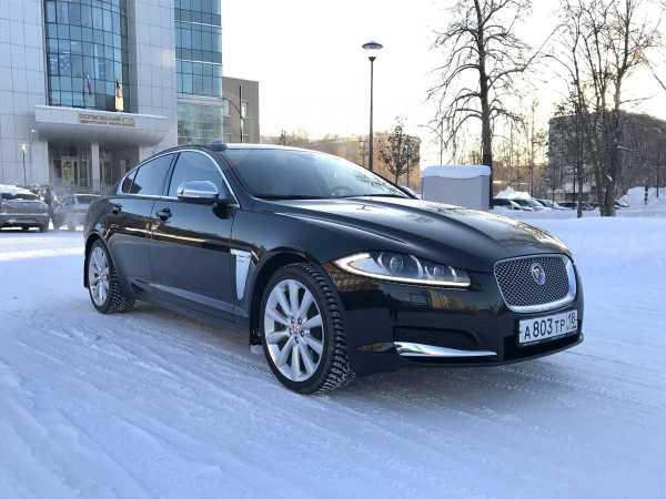 Jaguar XF, 2015 год, 1 679 000 руб.
