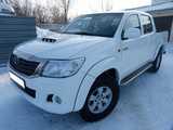 Омск Hilux Pick Up 2014