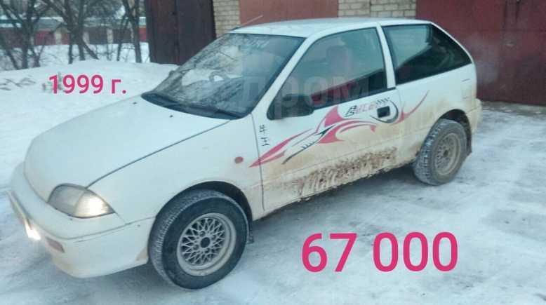 Suzuki Cultus, 1999 год, 67 000 руб.
