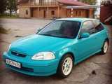 Новосибирск Хонда Цивик 1997