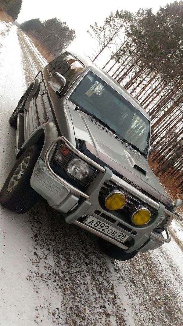 Mitsubishi Pajero, 1997 год, 440 000 руб.