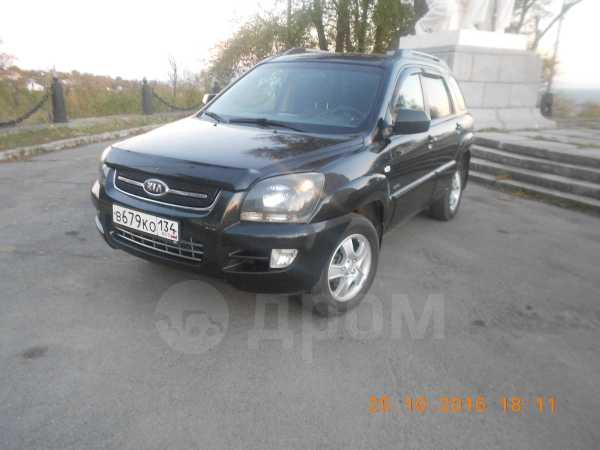 Kia Sportage, 2008 год, 570 000 руб.
