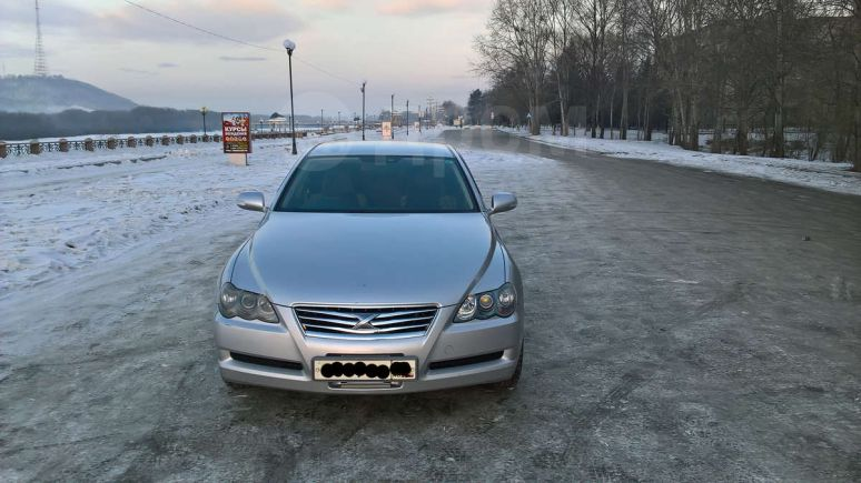 Toyota Mark X, 2008 год, 670 000 руб.