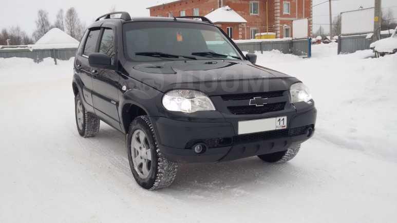 Chevrolet Niva, 2012 год, 425 000 руб.