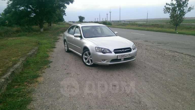 Subaru Legacy, 2004 год, 440 000 руб.