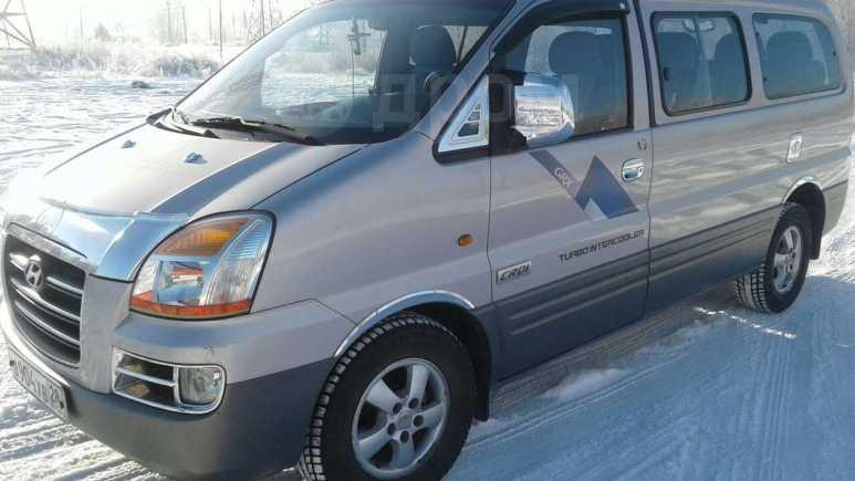 Hyundai Starex, 2007 год, 490 000 руб.