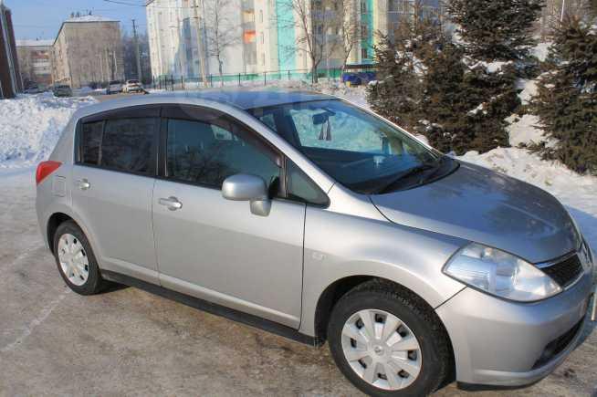 Nissan Tiida, 2005 год, 325 000 руб.