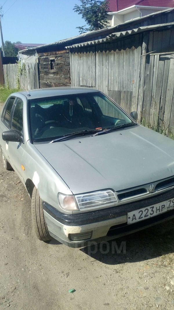 Nissan Pulsar, 1990 год, 45 000 руб.