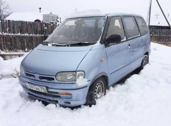 Nissan Vanette Serena, 1993 год, 110 000 руб.