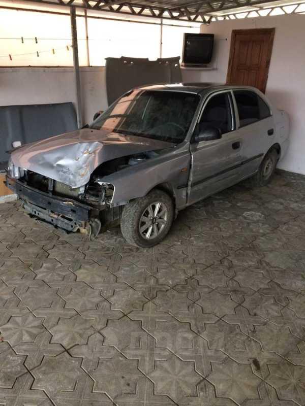 Hyundai Accent, 2011 год, 135 000 руб.