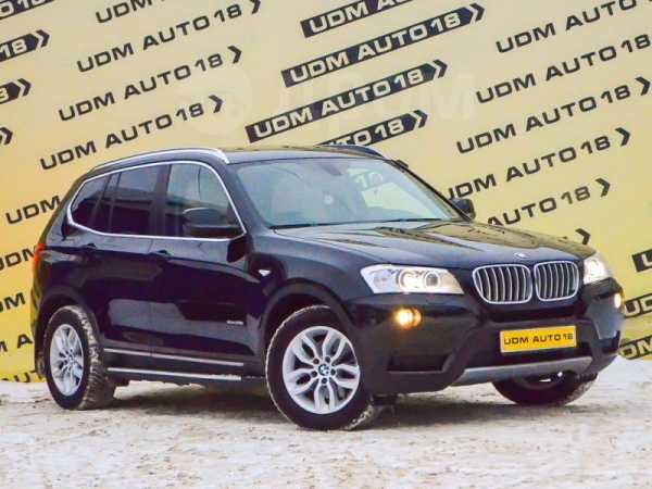 BMW X3, 2014 год, 2 139 000 руб.