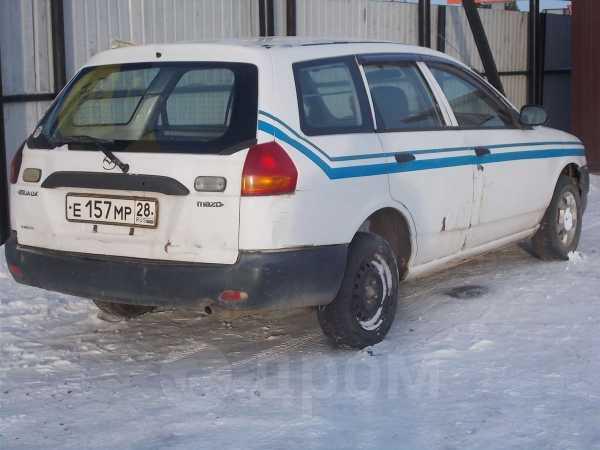 Mazda Familia, 2000 год, 50 000 руб.