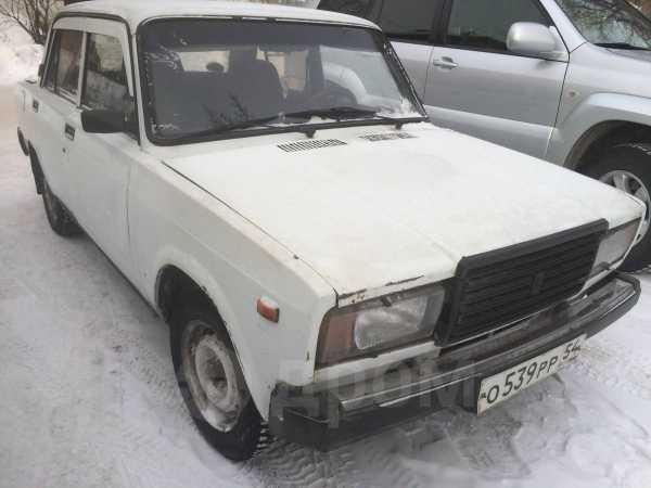 Лада 2107, 2007 год, 48 000 руб.