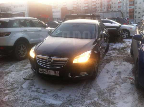 Opel Insignia, 2012 год, 590 000 руб.