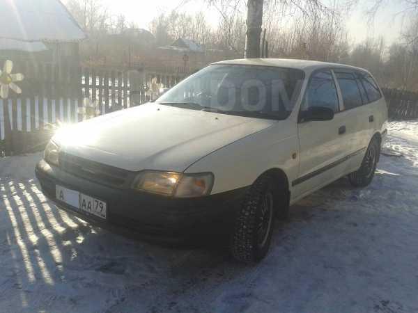 Toyota Caldina, 1997 год, 168 000 руб.