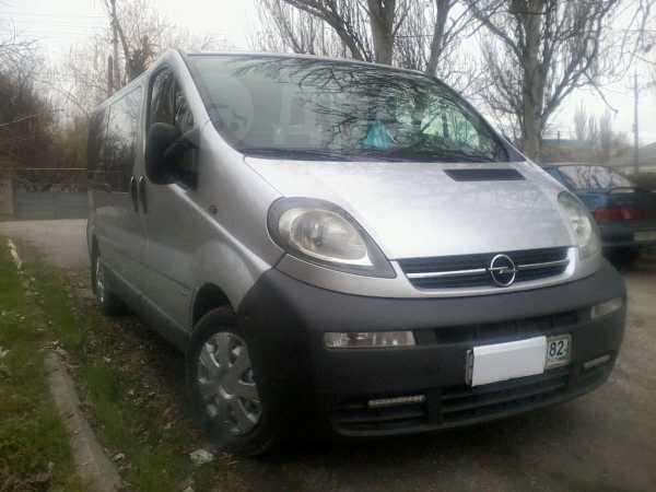 Opel Vivaro, 2003 год, 455 000 руб.