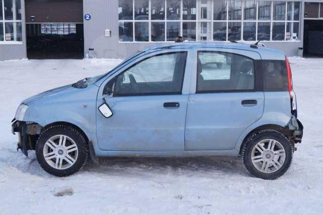 Fiat Panda, 2008 год, 95 000 руб.