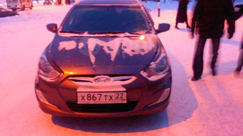 Hyundai Solaris, 2012 год, 525 000 руб.