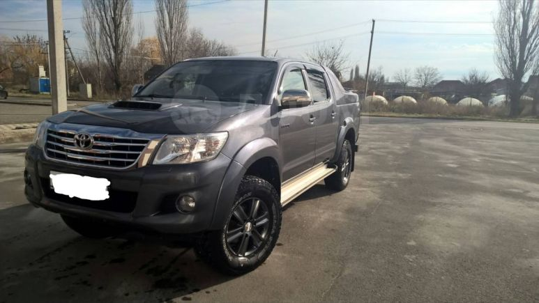 Toyota Hilux Pick Up, 2012 год, 1 430 000 руб.