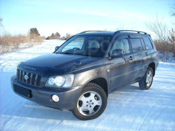 Toyota Kluger V, 2002 год, 650 000 руб.