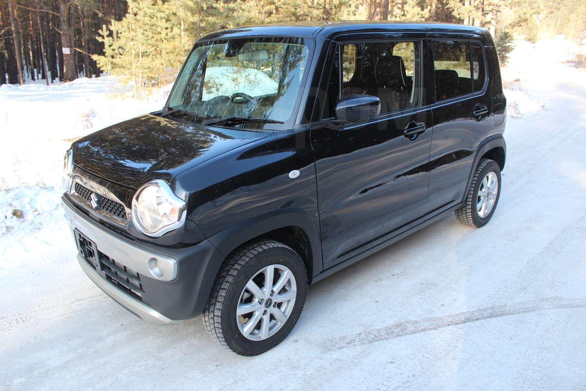 Suzuki hustler 2014 599 000