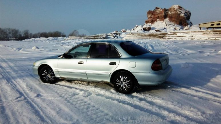 Hyundai Sonata, 1996 год, 135 000 руб.