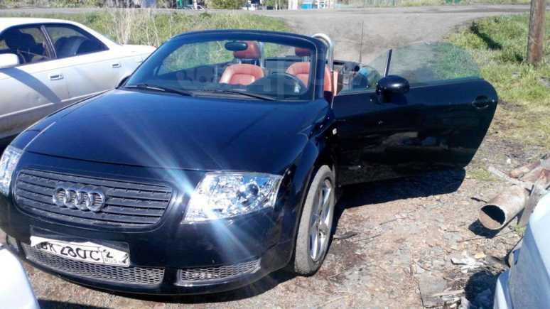 Audi TT, 2000 год, 520 000 руб.