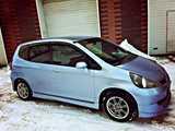 Владивосток Хонда Фит 2003