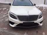 Москва S-класс 2014