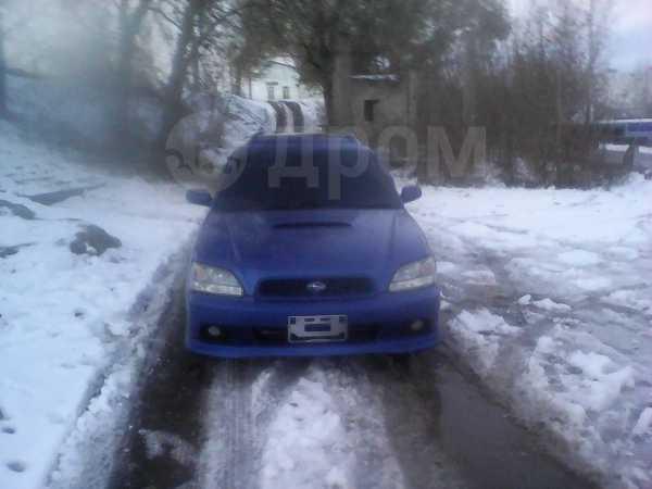 Subaru Legacy, 2001 год, 299 999 руб.