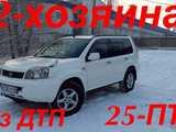 Иркутск Х-Трейл 2002