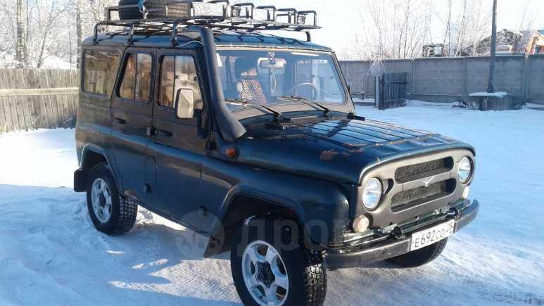 УАЗ Хантер, 2011 год, 420 000 руб.
