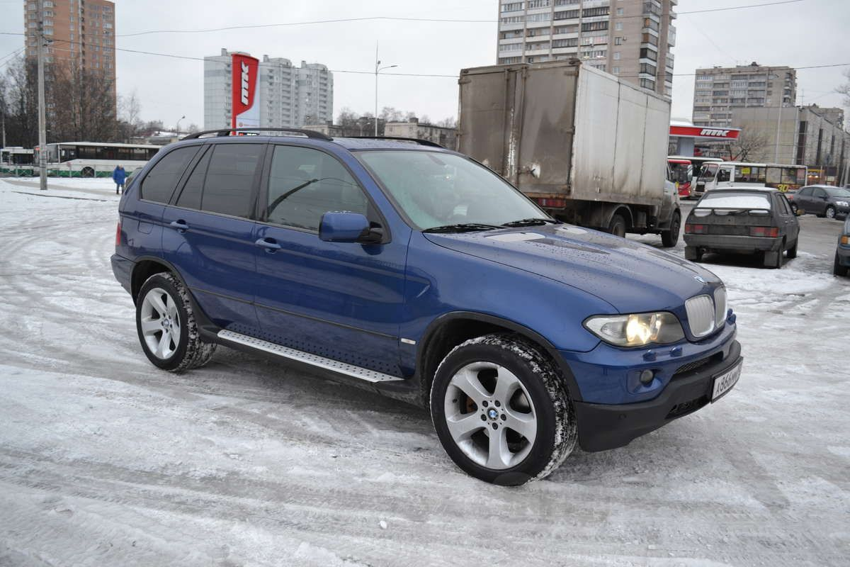 bmw x5 e53 2006 купить в германии